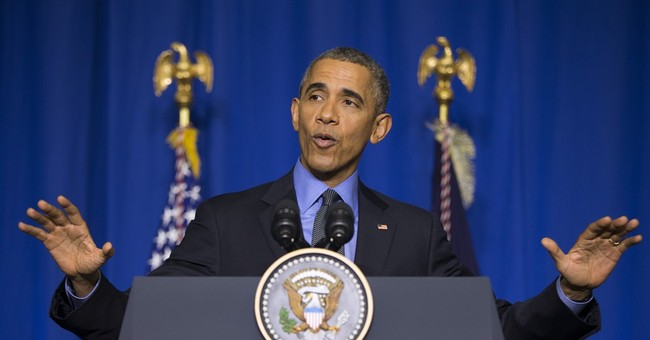 Mr. Sensitivity: At Paris News Conference, Obama Says Mass Shootings Only Happen In America