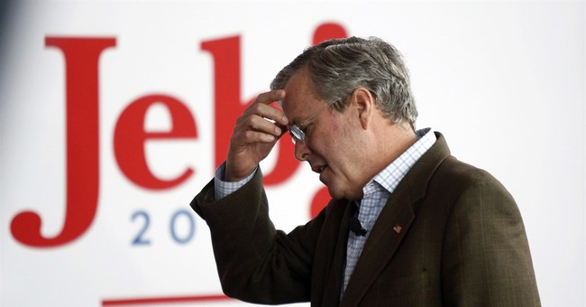 Jeb: I'm Considering Breaking My GOP Loyalty Pledge if Trump's the Nominee