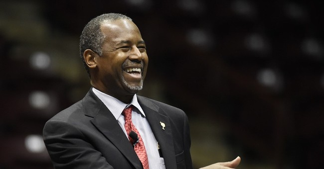 Ben Carson Is Going Home For a Change of Clothes, Not Because He's Suspending His Campaign