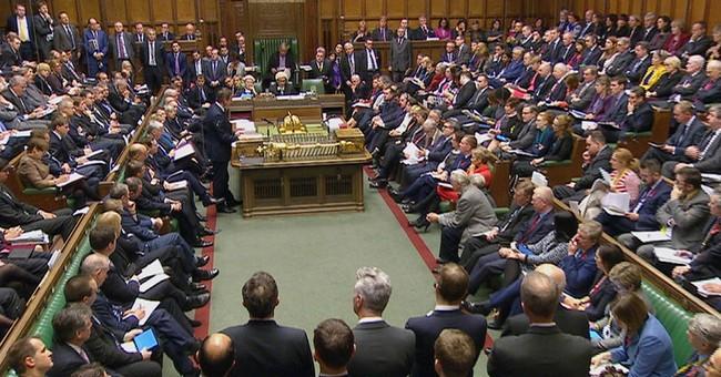 The U.K. Begins Strikes on ISIS