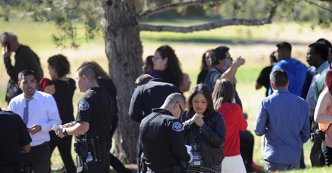 It's Come To This: Liberals Engage In Prayer Shaming During San Bernardino Shooting