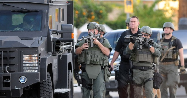 14 Dead in San Bernardino Shooting UPDATE: Two Suspects Killed by Police