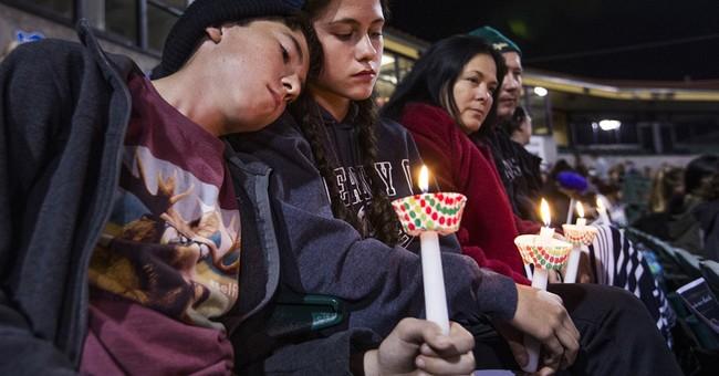 The Friday Filibuster: Terror Hits California