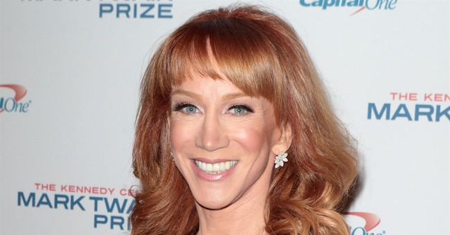 Kathy Griffin Gets Her Comeuppance