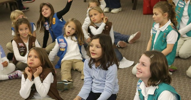 What a Shame: Girl Scouts Cowers to the Cancel Culture Mob