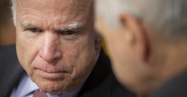 Sigh: McCain, Rand Paul Question Cruz's Eligibility