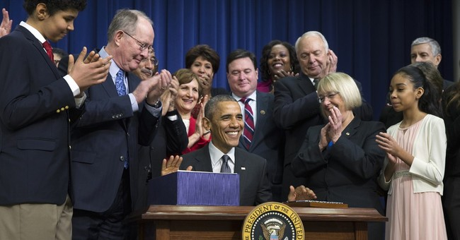 Obama Signs Education Bill That Actually Hands Power Back To The States