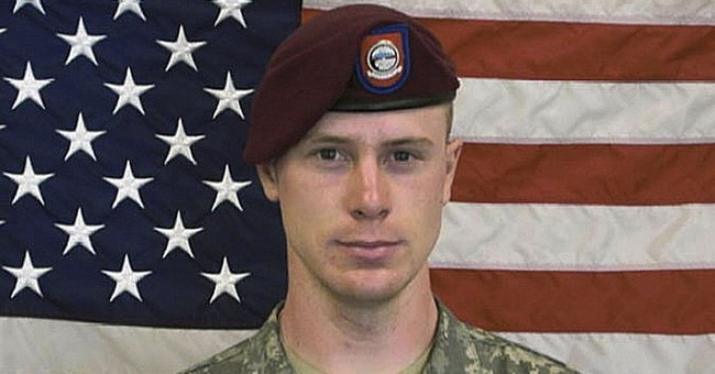 Bowe Bergdahl Behaves Before the Enemy