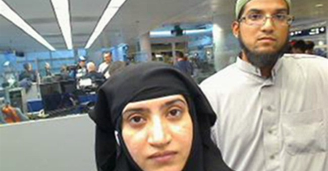 Questions about San Bernardino Shooter's Mosque go Unasked, Unanswered