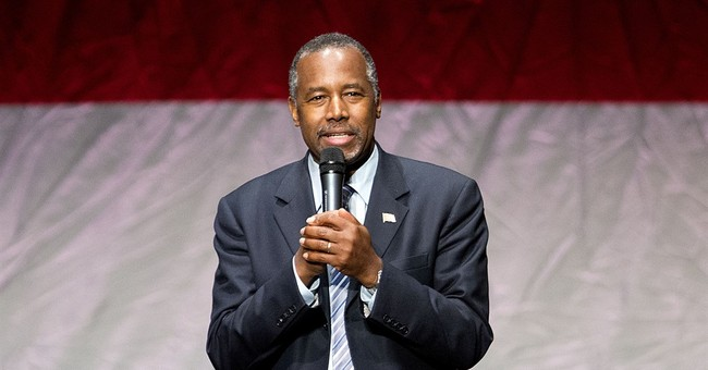 Carson Says His Actions Speak Louder Than His Words