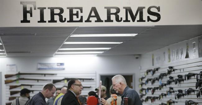 More Guns, Less Tyranny