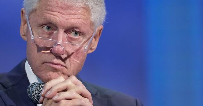 Trump Takes Aim At Bill Clinton's 'Women Abuse'