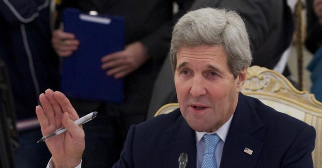 State Dept Defends Far-fetched Claim It Is 'Bringing Peace' to Syria