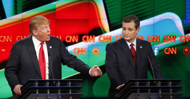 Debate Round Up: Trump and Cruz Peace, Rubio and Cruz Trade Barbs