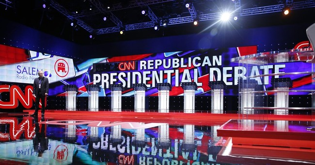 OPEN THREAD: The Final GOP Debate of 2015 Live From Las Vegas