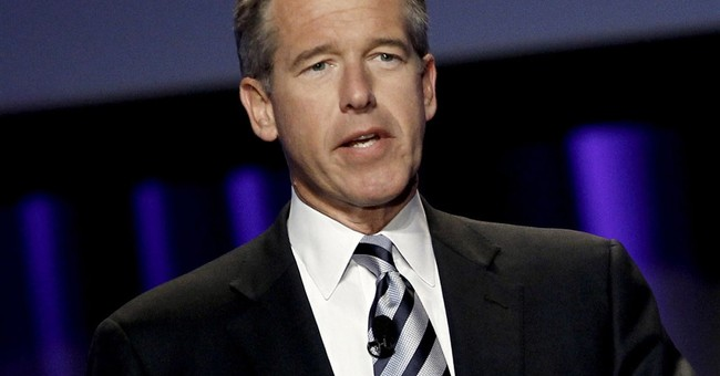 This Actually Happened: Brian Williams Criticized Trump Team For Fake News