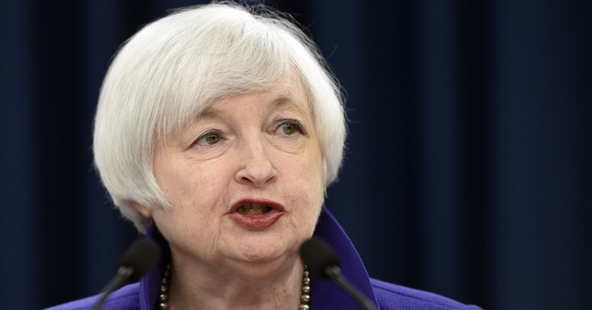 Fed Chair Janet Yellen Throws Hail Mary Pass