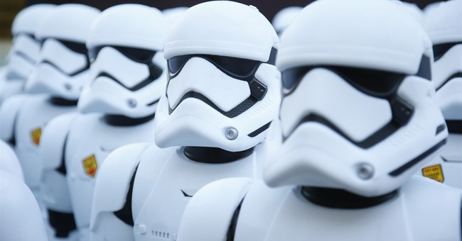 Triggered: Princeton Reunion Bans Stormtroopers At Star Wars-Themed Party Because It's Racist, Or Something
