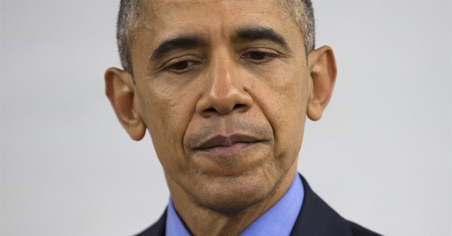 Poll: Voters Sour on Obama, Reject Gun Control Amid Terrorism Fears