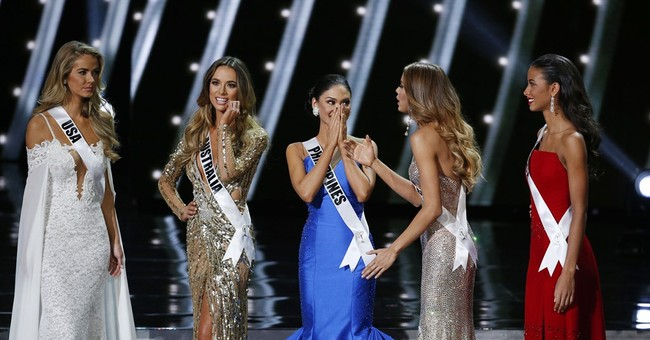 Miss Universe Crowning Botched, Twitter Wishes Trump Were Still in Charge