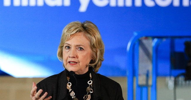 Hillary Proposes Defense Cuts to Cure Alzheimer's
