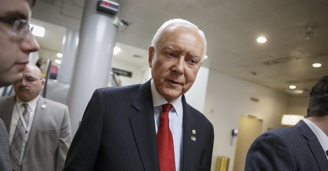 Orrin Hatch Preparing Obamacare Replacement If SCOTUS Strikes It Down