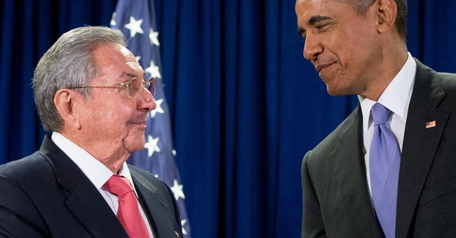 Obama Skips Scalia Funeral–Will Visit Cuba Next Month to Honor the Castro Brothers
