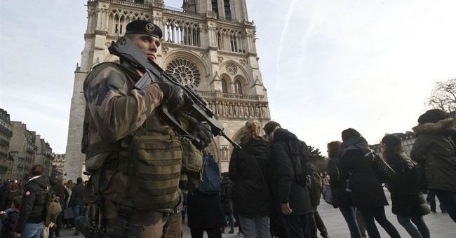 Another Apparent Terror Plot Foiled in Paris