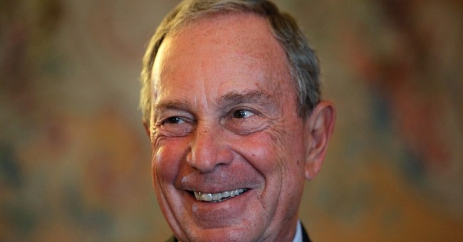 Oh Look–It's Mike Bloomberg Pouring Pro-Gun Control Cash Into Virginia's Elections