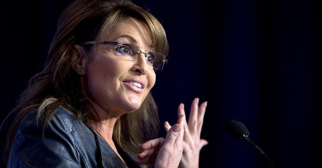 Palin To Address CPAC 2015