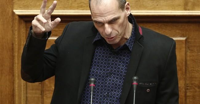 Greek Dependency Has Created Dangerous Illusions