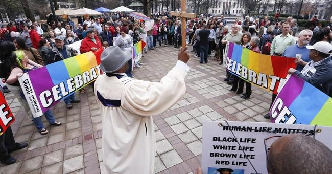 Same-Sex Marriage Comes to Alabama