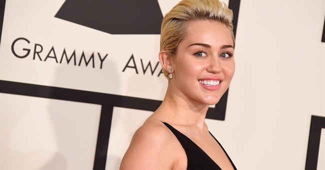 Miley Cyrus Unhappy With Mike Pence, Tom Cotton
