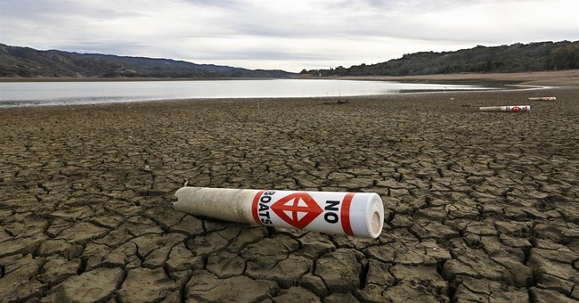 Mega Droughts and Other Climate Scare-Tactics