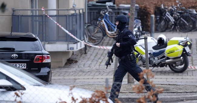 Shots Fired At Free Speech Event In Copenhagen
