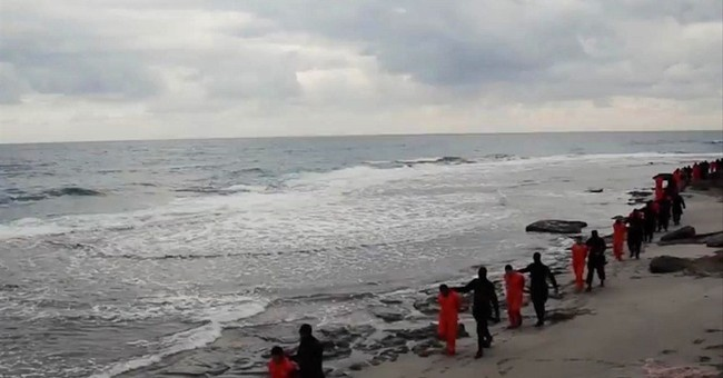 21 Coptic Christians Beheaded by ISIS Recognized as Martyrs in Church