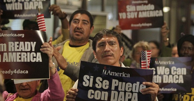 Poll: Majority Of Americans Oppose Obama's Executive Amnesty