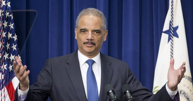 Eric Holder To DOJ Workers: Quit It With The Prostitutes