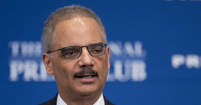 Eric Holder Annoyed Fox News is Talking About Islamic Terrorism Being Islamic
