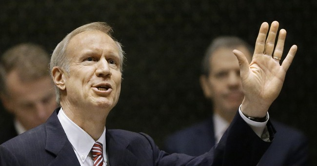 Video: New Illinois Governor Demands Reforms as Democrats, Unions Fume
