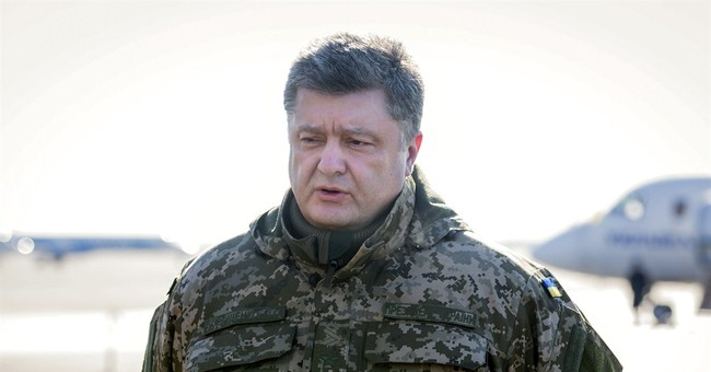 American Humvees Arrive In Ukraine: Poroshenko Thanks U.S. For Support