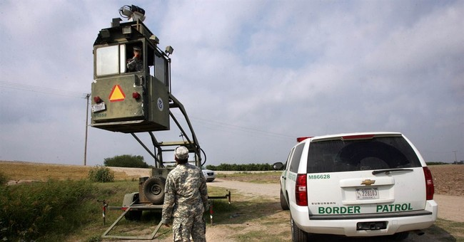 Very Bad Things are Happening on Obama's Border