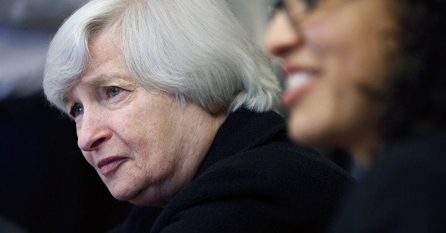 Janet Yellen's Historic Meeting With The Right