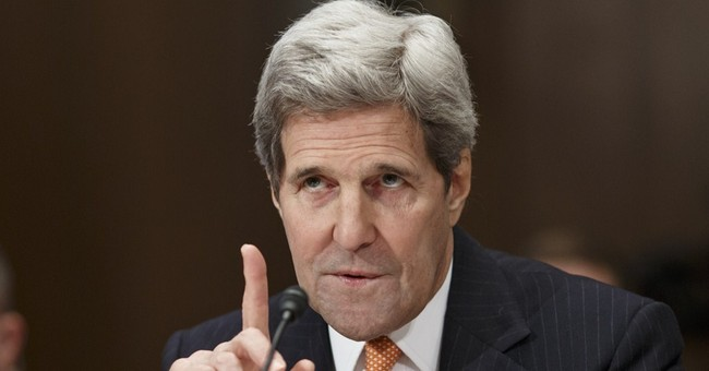 Kerry: It Was 'Odd' Boehner Invited Netanyahu to Address Congress