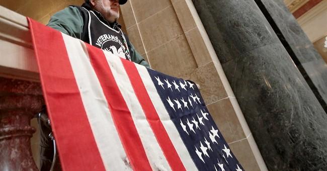 America-phobic Bullies Target Old Glory