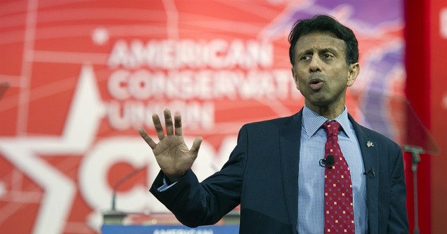 Gov. Bobby Jindal Talks Common Core, Obamacare, and ISIS in CPAC Speech