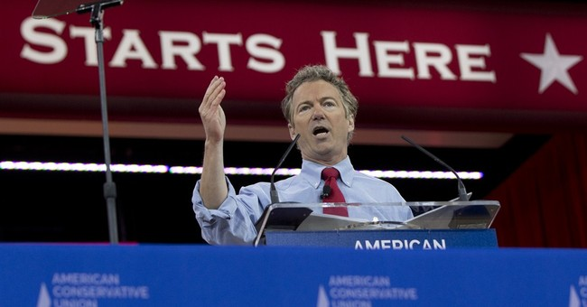 UPDATE: Rand Paul Officially Jumps Into 2016 Race