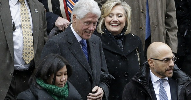 The Clintons Run A Fashionable Racket