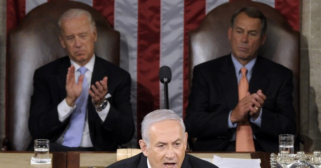 "Netanyahu Risks All To Address Congress, Sees the Threat of ""Apocalyptic Islam"""