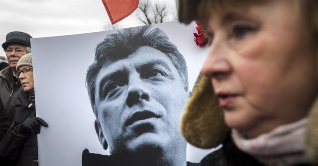Nemtsov's Red Square Murder a Compelling Mystery